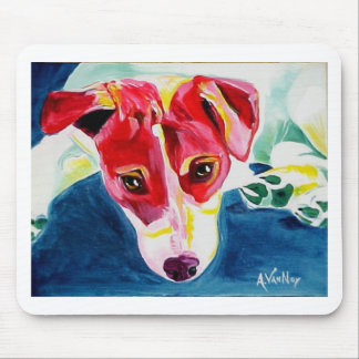 Jack Russell #4 Mouse Pad