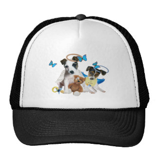 Jack Russell Angel T-shirts Cap