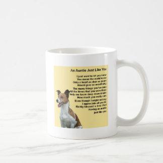 Jack Russell - Auntie Poem Coffee Mug