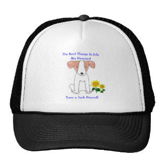 Jack Russell Best Things In Life Hat