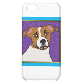 Jack Russell Cartoon iPhone 5C Case