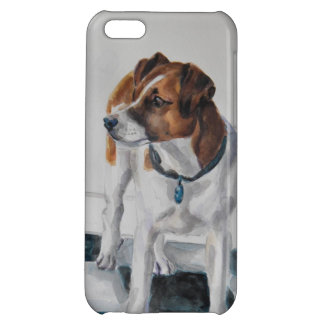 Jack Russell Cell Phone Cover Cover For iPhone 5C