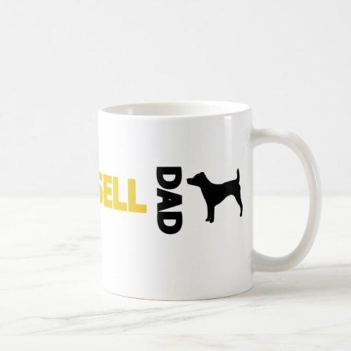 Jack Russell Dad Coffee Mug
