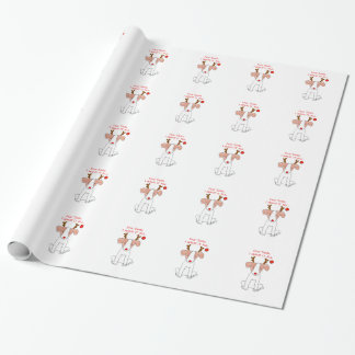Jack Russell Dear Santa.... Wrapping Paper