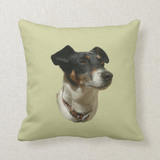 Jack Russell Dog American MoJo Pillow