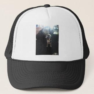 Jack Russell dog Trucker Hat