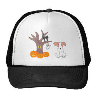 Jack Russell Fall Hat