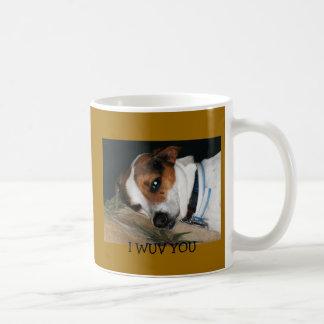 Jack Russell Love Coffee Mug