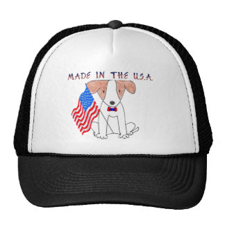 Jack Russell Made In The USA Hat