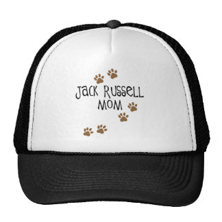 Jack Russell Mom Cap