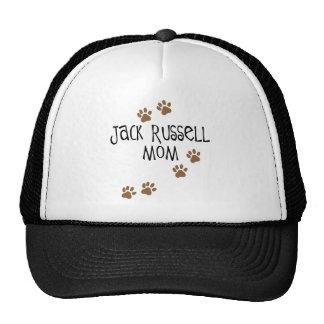 Jack Russell Mom Cap