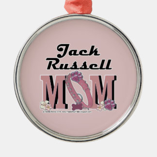 Jack Russell MOM Christmas Ornament