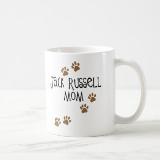 Jack Russell Mom Coffee Mug
