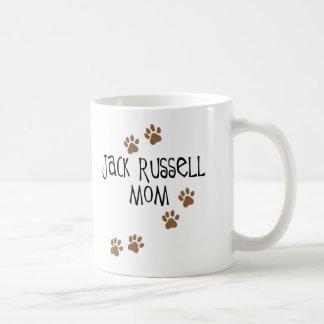 Jack Russell Mom Coffee Mug