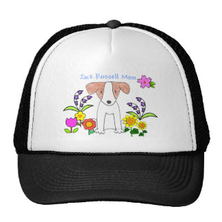 Jack Russell Mom Hat