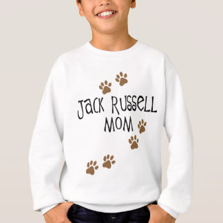 Jack Russell Mom Sweatshirt