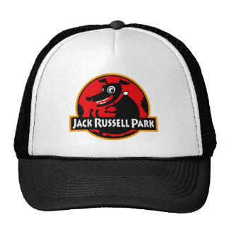 Jack Russell Park Hat
