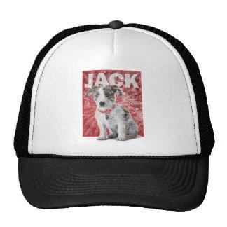 Jack Russell Pet Owner Vintage Washed Cap