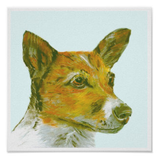 Jack Russell Poster