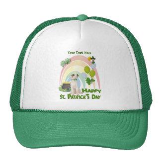 Jack Russell Puppy - Matches Irish Or Not Design Cap