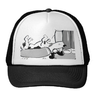 Jack Russell Sleeping Cap