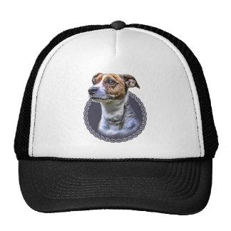 Jack Russell Terrier 001 Cap