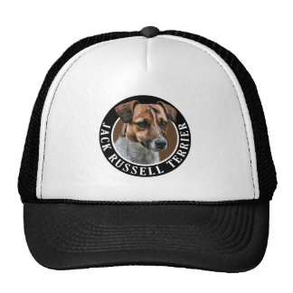 Jack Russell Terrier 002 Cap