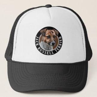 Jack Russell Terrier 002 Trucker Hat