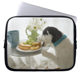 Jack russell terrier. 2 laptop sleeve