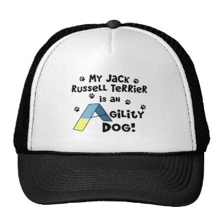 Jack Russell Terrier Agility Dog Cap