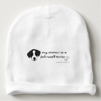 jack russell terrier baby beanie