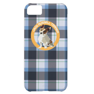 Jack Russell Terrier Cover For iPhone 5C
