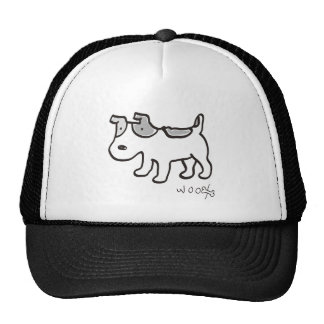 Jack Russell Terrier Chiro Hats