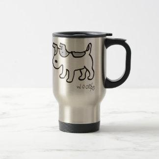 Jack Russell Terrier Chiro Travel Mug