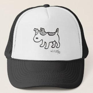 Jack Russell Terrier Chiro Trucker Hat