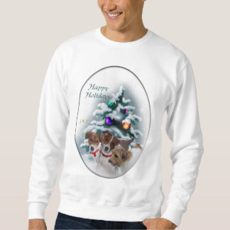 Jack Russell Terrier Christmas Gifts Sweatshirt