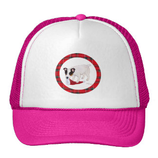 Jack Russell Terrier Christmas Mesh Hats