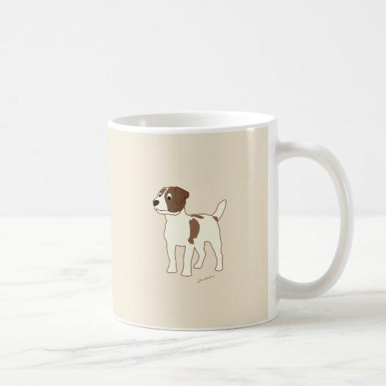 Jack Russell Terrier Coffee Mug