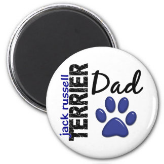 Jack Russell Terrier Dad 2 Magnet