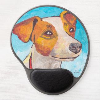 Jack Russell Terrier Gel Mouse Mat