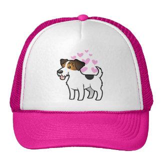 Jack Russell Terrier Love Cap