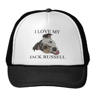 JACK RUSSELL TERRIER Love! Cap