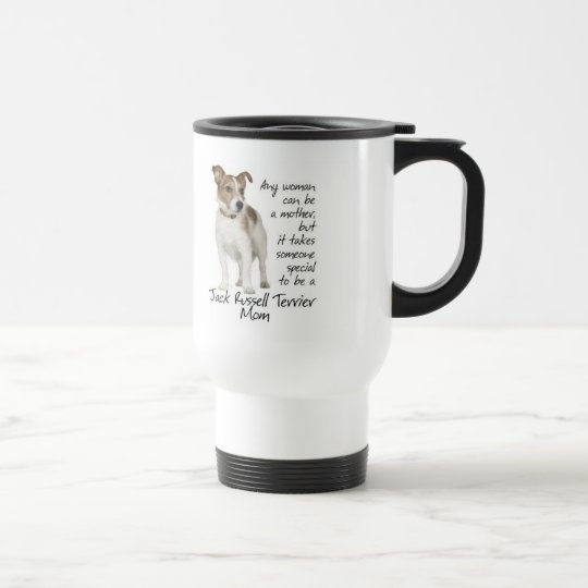Jack Russell Terrier Mum Mug