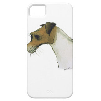 jack russell terrier, tony fernandes iPhone 5 cover