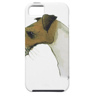 jack russell terrier, tony fernandes iPhone 5 covers