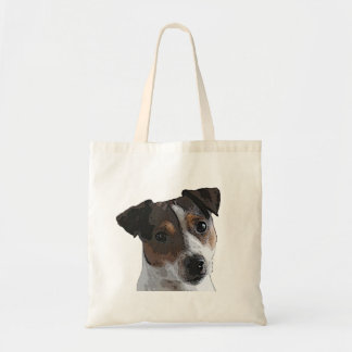 Jack Russell Terrier tote