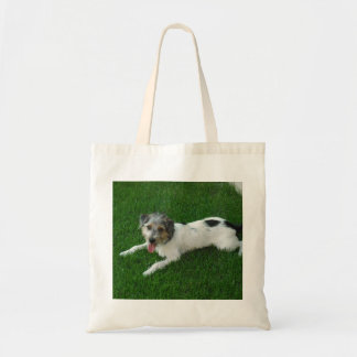 Jack Russell Terrier Budget Tote Bag