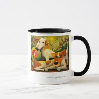 Jack Russell Terriers Mug
