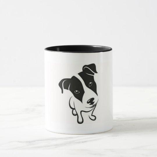 Jack Russell themed Coffee Mug