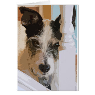 JACK RUSSELL WATCHES CARD